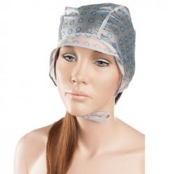 Čepice melírovací plast 10 kusů