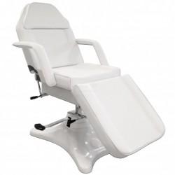 Kosmetické lehátko ZD-823 bílé PU