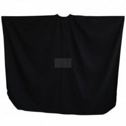 Kadeřnická pláštěnka MATRIX černá